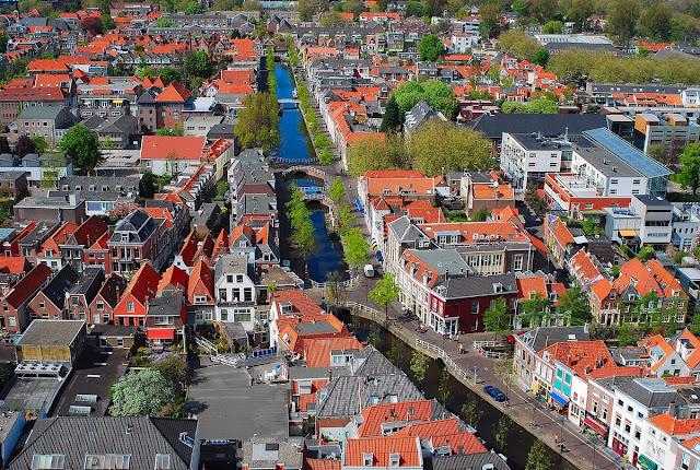 vue sur Delft
