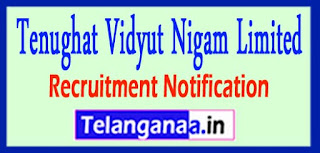 Tenughat Vidyut Nigam Limited TVNL Recruitment Notification 2017 Last Date 04-03-2017