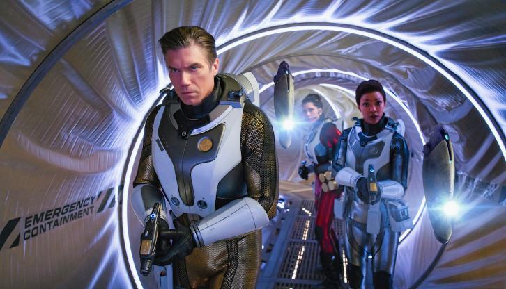 Star Trek: Discovery - Season 2 - Promos, First Look Photos, Key Art, Featurette + Premiere Date