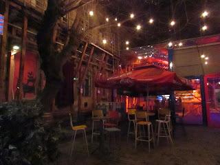 DIY costura: El gorro y la bufanda que me abrigaron en Budapest-Ruin Pub 6
