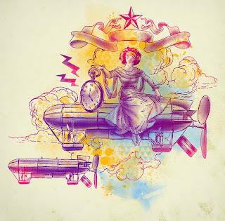 Ilustraciones muy coloridas.