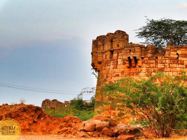 Ramdurg Fort Karnataka