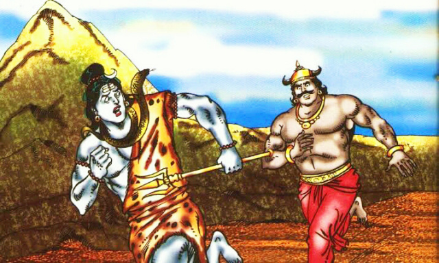 Bhasmasur Shiv Bhakt Ki Katha