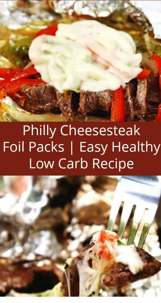 Easy Healthy Low Carb Recipe
