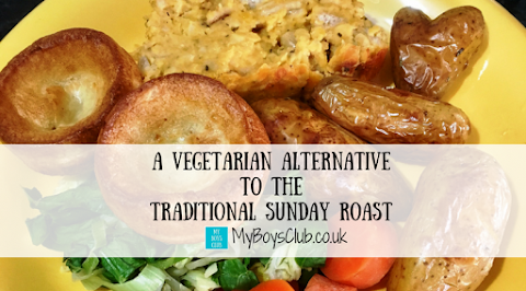 A Vegetarian Alternative to the Traditional Sunday Roast