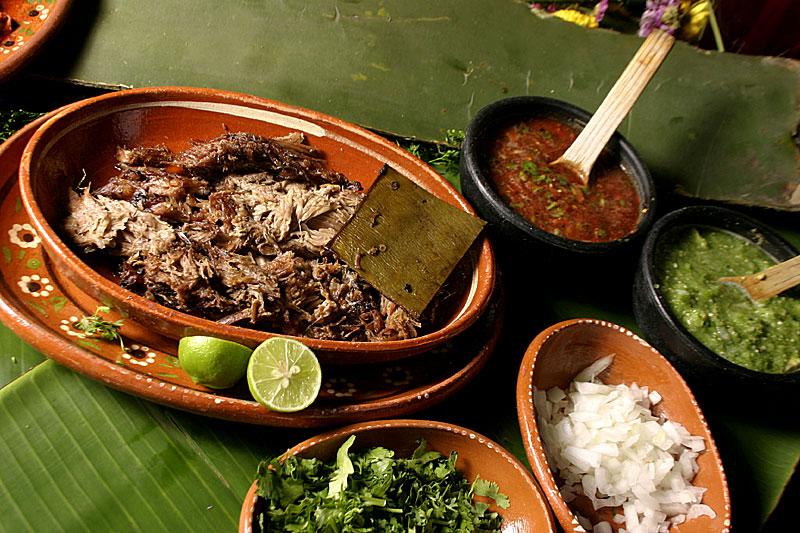 Verdaderas Recetas De Cocina Mexicanas Barbacoa De Borrego Receta