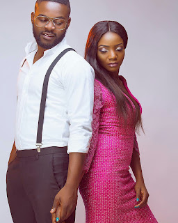 Is Falz dating Simi?