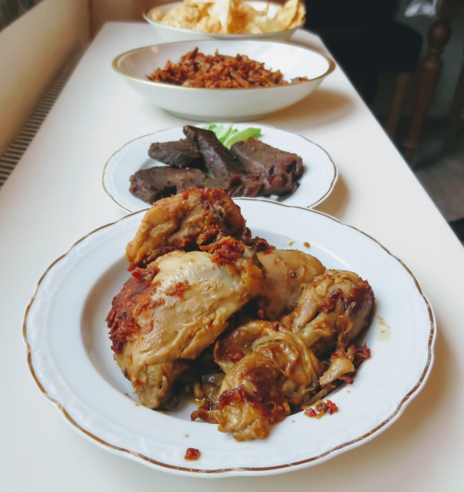 Ayam Bumbu Rujak indonesisch kochen