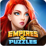 Empires & Puzzles: RPG Quest Apk Mod v1.14.2 + Data for Android