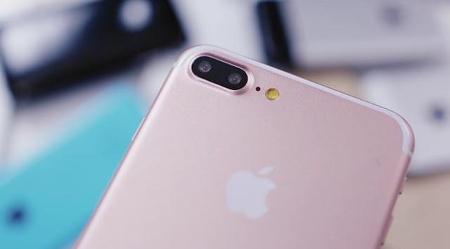 Sản xuất iPhone 7 hàng nhái giả mạo tinh vi
