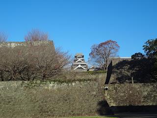 熊本地震前の熊本城