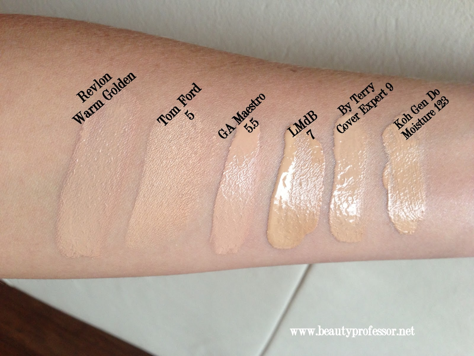 ColorStay Full Cover Foundation by Revlon #5