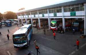Terminal Bus Bungurasih-image jawapos.com