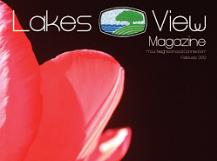 February 2012 Magazine Cover