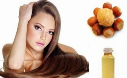 Minyak Kemiri untuk rambut cantik