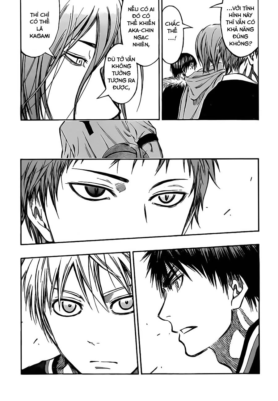 Kuroko No Basket chap 232 trang 6