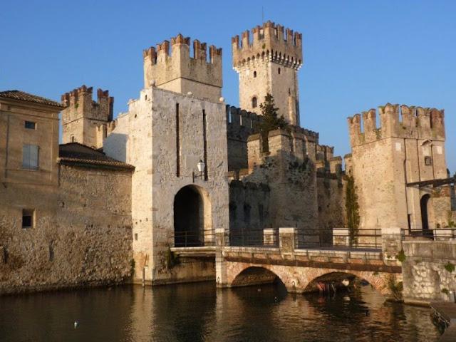 Italia está regalando sus castillos para atraer el turismo