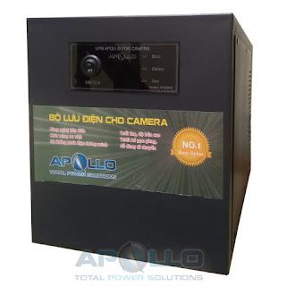 Bộ lưu điện Camera AP2024C 1000VA, lưu 2-3h (100W)