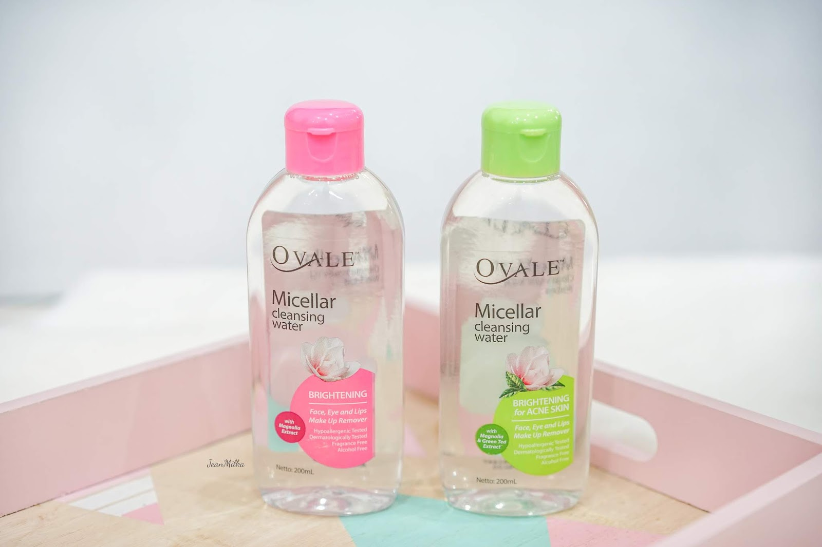 ovale, ovale micellar water, ovale cleansing water, micellar water, review ovale, review ovale cleansing water, review ovale micellar water