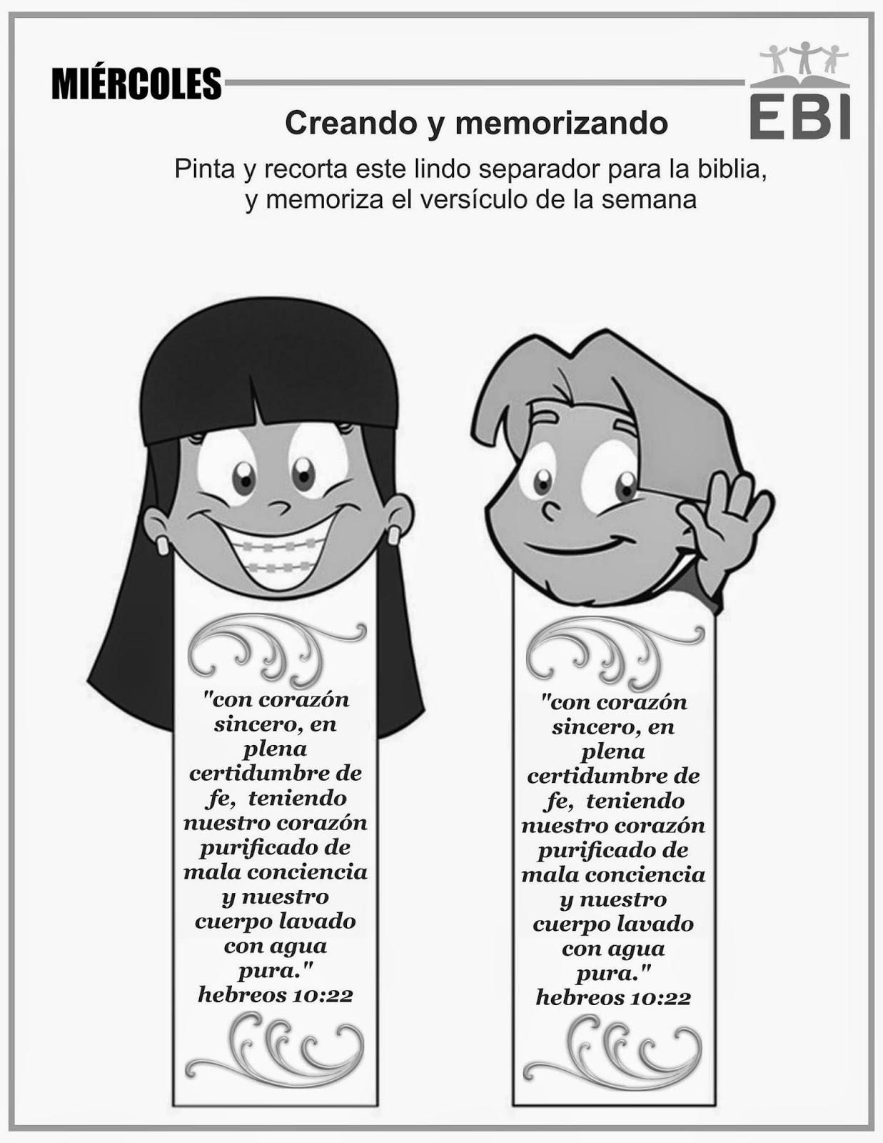 Bonito Verso De La Biblia Para Colorear Kjv Adorno - Enmarcado Para ...