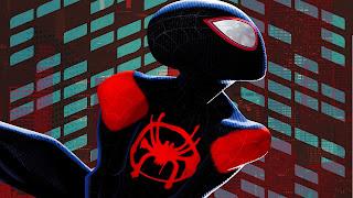Spider-Man Into The Spider Verse Desktop Background
