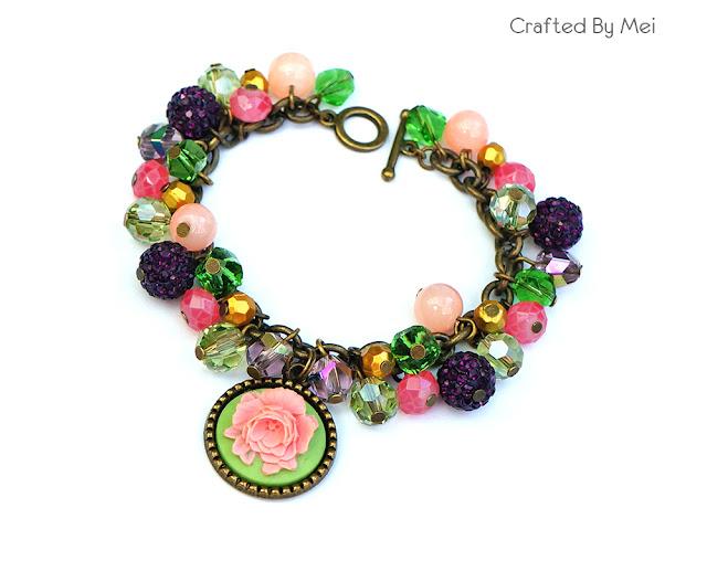 Springfest Rose Bracelet