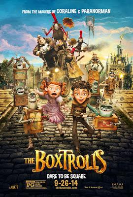 The Boxtrolls (2014) บ็อกซ์โทรลล์ นี่แหละ..มอนสเตอร์