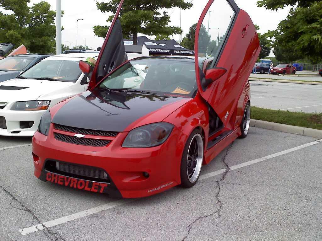 Cobalt chevy cobalt 2007 ls : Chevrolet Cobalt SS Modification - Car Modification