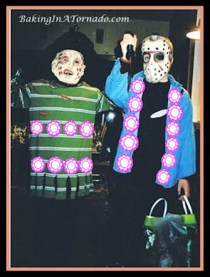 Secret Subject Swap: Overnight Sensation| www.BakingInATornado.com | #funny #Halloween