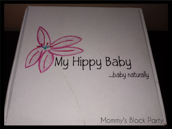 Is Your Baby A Hippy? My Hippy Baby Box Is The Perfect Gift! #MBPHGG17 #Giveaway