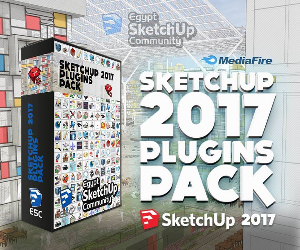 sketchup 2015 plugins pack free download