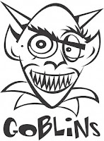 dora coloring pages halloween goblin - photo#1