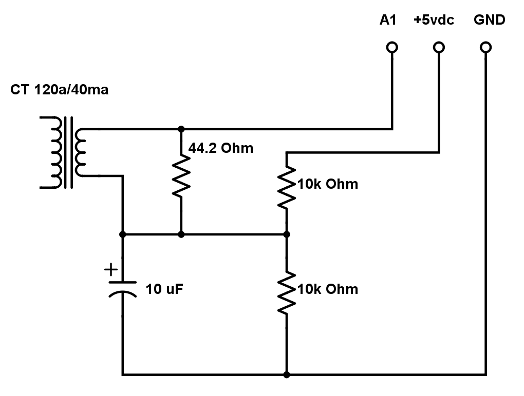 AC Current Monitoring, Current Transformers and Burden