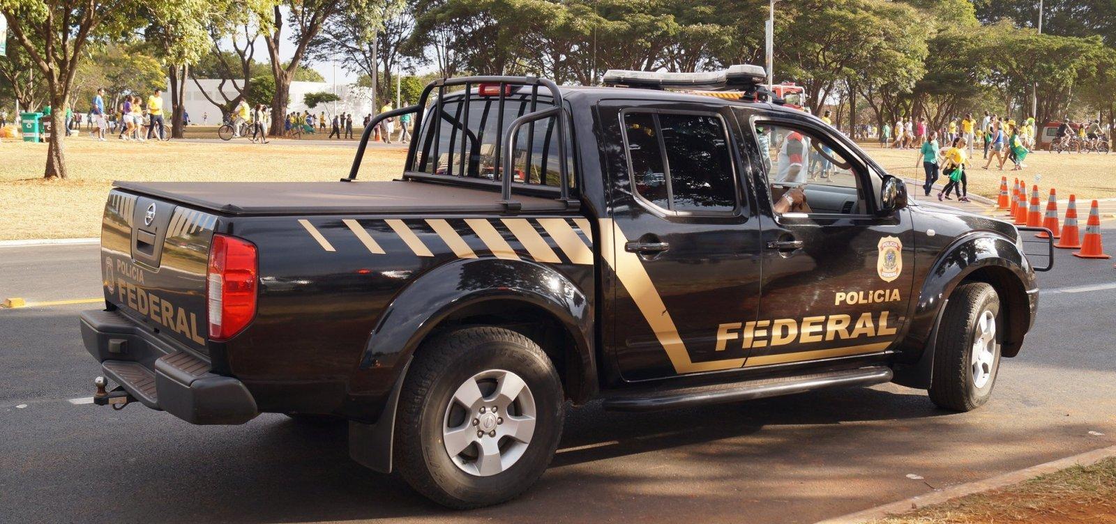 PF prende em Minas suspeitos de fraudar INSS em cidades baianas