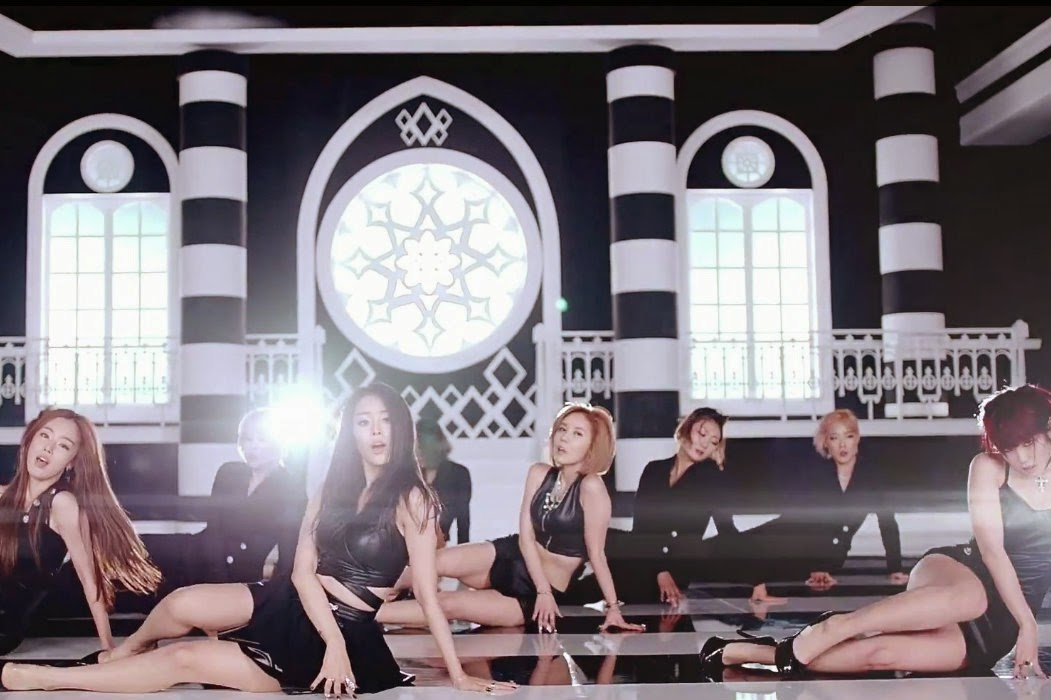 Secret I'm in Love MV