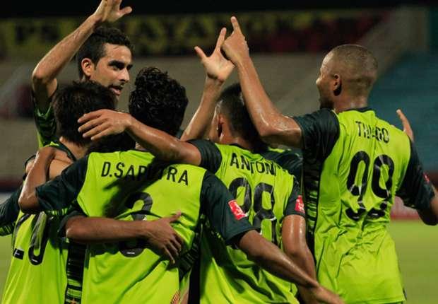 Persiba vs Bhayangkara FC