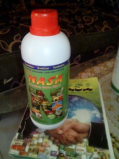 distributor agen pupuk organik cair nasa