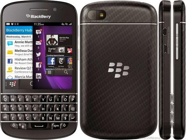 Firmware Blackberry Q10 - Autoloaders - DentaGSM