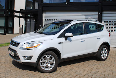 2011 Ford Kuga