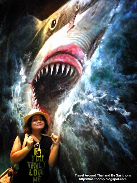 Travel Thailand Sasithorn Art In Paradise-north Pattaya Experience 3d