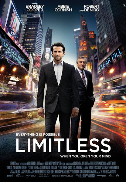 Poster of Limitless 2011 UnRated 720p English BluRay With ESubs Download
