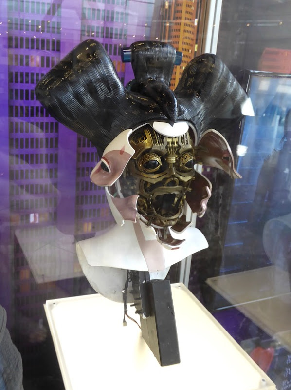Ghost in the Shell Animatronic Geisha head