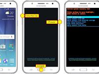 Mengatasi Susah Masuk Recovery Mode Samsung Galaxy