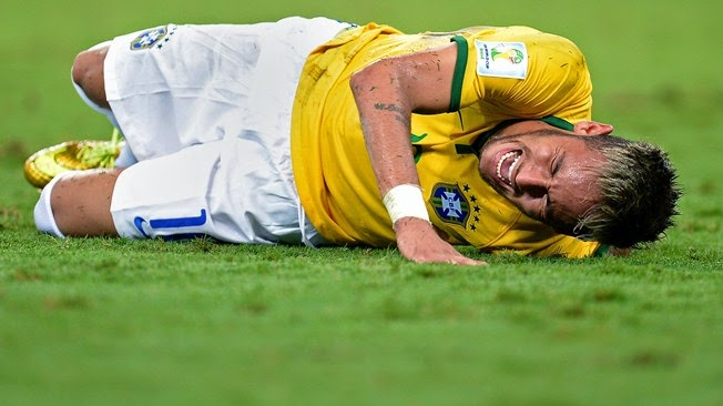 Neymar is out of World Cup, says team doctor