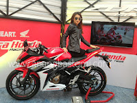 Honda Jateng Gelar Honda Sport Motoshow 2017
