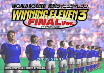 winning eleven 3 تحميل
