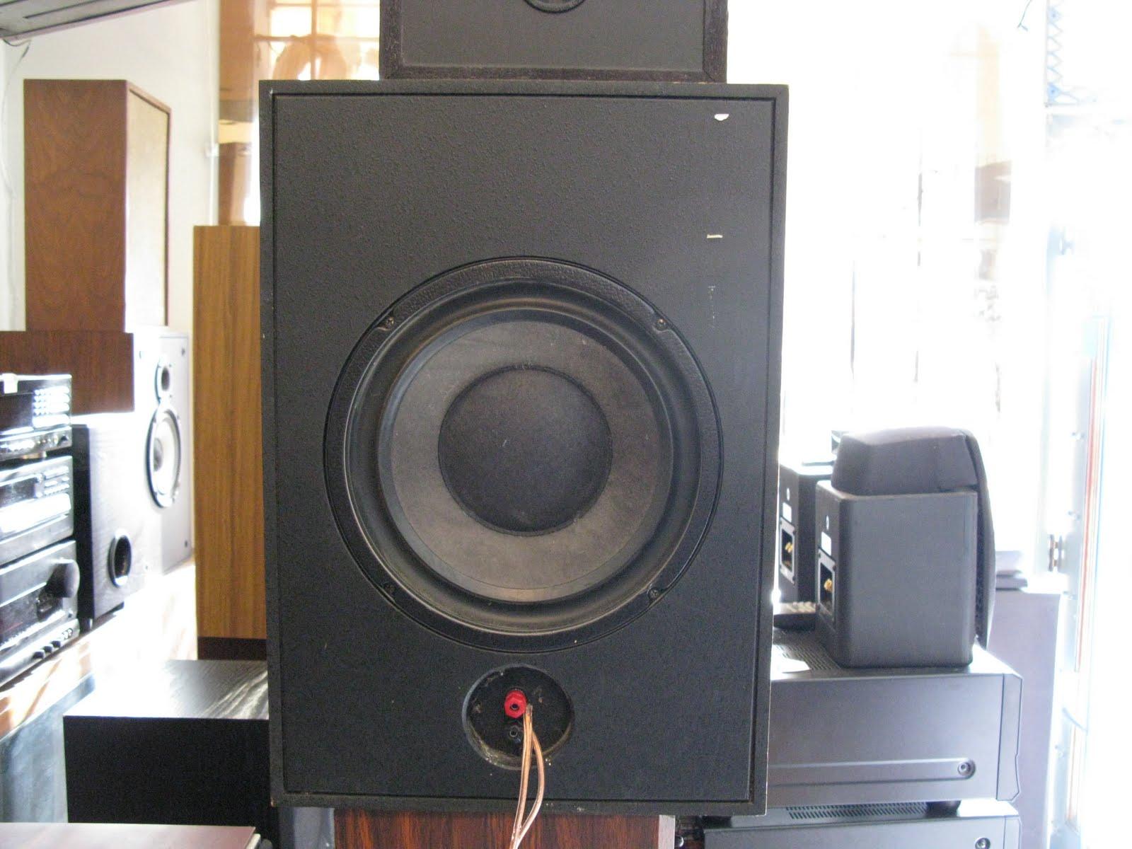 Recycled Stereo Plus: Klipsch KG2 Bookshelf Speakers (2