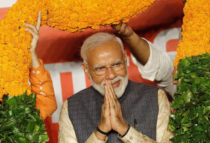 World leaders congratulate to PM Narendra Modi for victory in LS elections