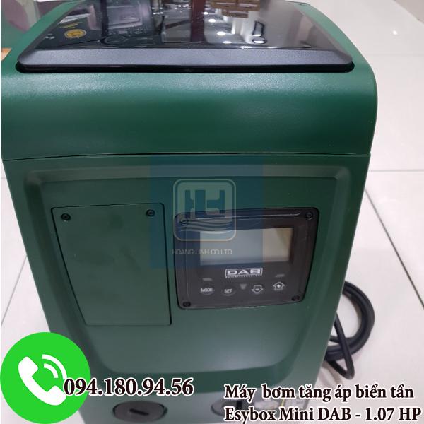 máy bơm tăng áp biến tần esybox mini n23052019