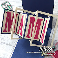 Amazing Life Stampin' Up! Pop & Twist Card Idea. Order Cardmaking Products from Mitosu Crafts UK Online Shop 24/7
